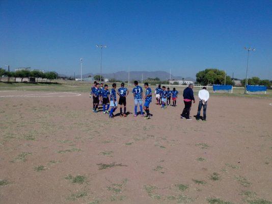 Centenario recibe a Rovsa de Chihuahua, en la Liga Estatal Premier Chihuahua