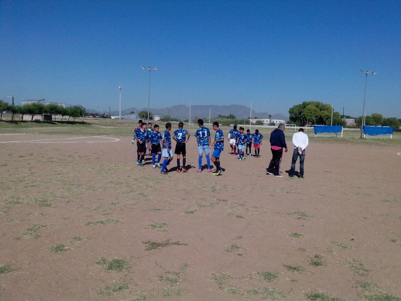 CENTENARIO ESTE día debuta en casa en la Liga Estatal de Futbol Premier Chihuahua.