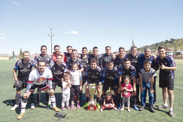 """¡¡Club 78 es el campeón del futbol municipal en primera """"A""""!!"""
