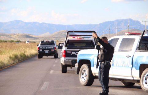 Dejan cinco cuerpos tirados en la entrada a Ignacio Zaragoza