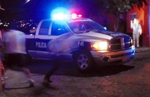 Victiman a joven mujer en la calle del rayo la noche de este sábado, el agresor está identificado