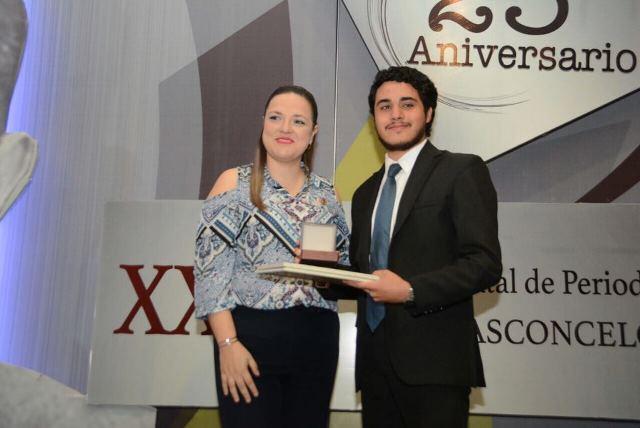 Ganador Luis G. Prieto Ramirez