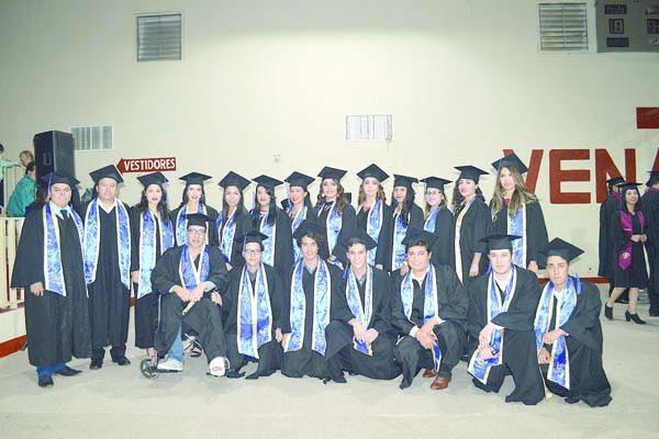 Solemne Ceremonia de Graduación del Instituto Tecnológico de Parral