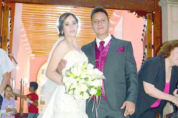 Elegante enlace matrimonial de Karla Verónica y José Emmanuel