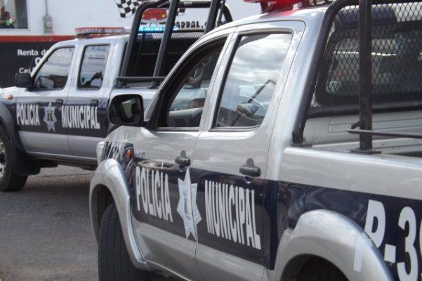 Menores de edad roban cachuchas en Jiménez