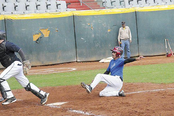 Lic. Triana-Norma Valles es el primer semifinalista en beisbol de veteranos