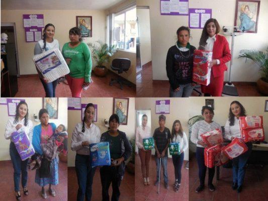 DIF municipal de Guadalupe y Calvo brinda apoyo a los más necesitados