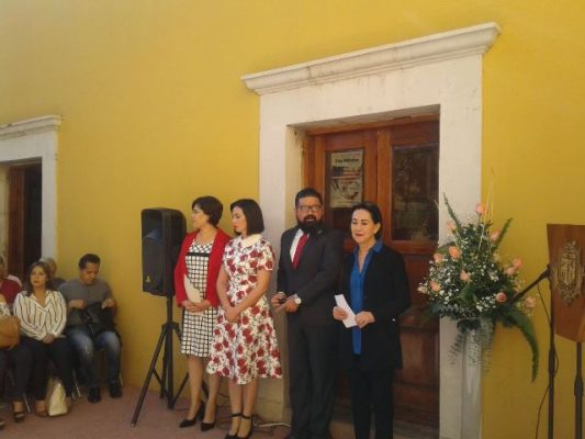 Inauguran el centro para el desarrollo de las mujeres