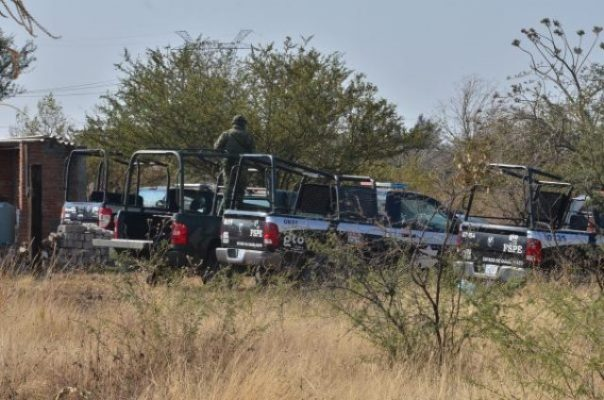 Identifican a menor muerto a balazos en Guadalupe y Calvo