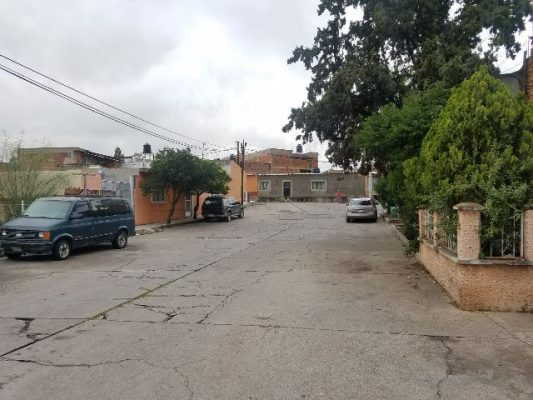Muere septuagenaria en la calle Río Lerma