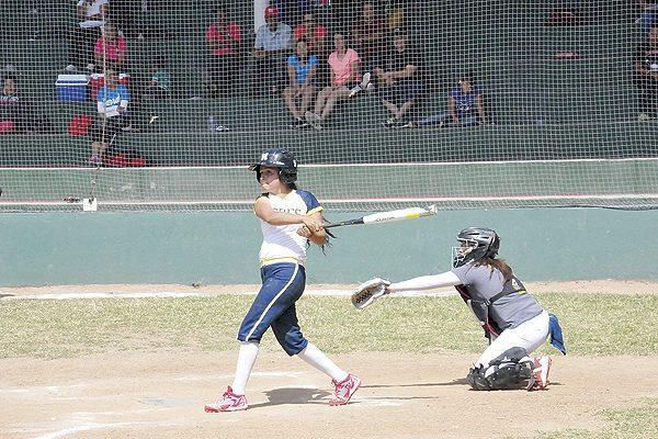 """Selección """"Anita Puerta"""" ganó el Juego de Estrellas del softbol femenil"""