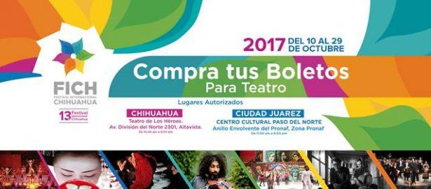 Inicia el 13 Festival Internacional Chihuahua
