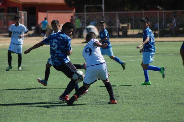 Cayó Centenario en la Liga Estatal de futbol Premier Chihuahua