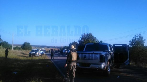 Toman delincuentes zona occidente; enfrentamientos y secuestrados