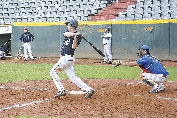 El campeón Kristal-Galván sigue con vida en beisbol de veteranos
