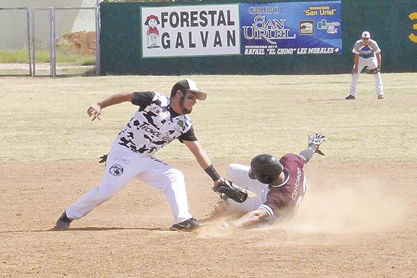 LOS LOBOS Grises de la UTP ya saborearon las mieles de la victoria en el beisbol gélido.