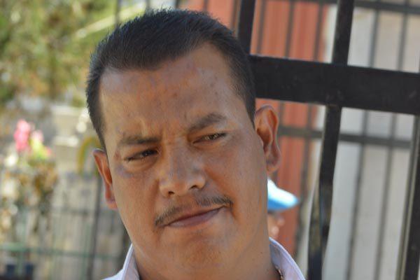 Miguel Orquiz sale de Servicios Públicos Municipales