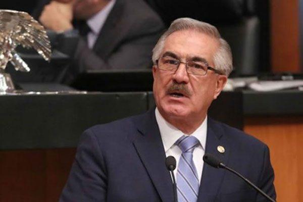 Solicita el senador Patricio Martinez intensificar labores de rehabilitación de carreteras