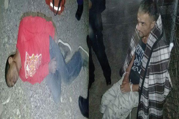 Hallaron a dos hombres lesionados, con huellas de haber sido torturados