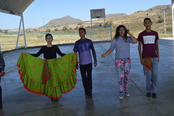 Hoy presentará el evento en honor a Nellie Campobello y a la cultura Huichol el Cobach No. 12