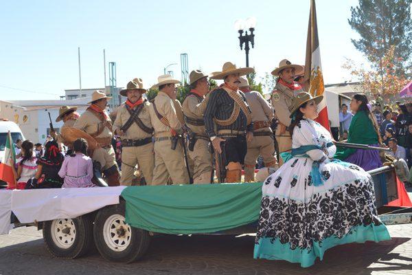 Ya está lista la organización del desfile por el 20 de Noviembre