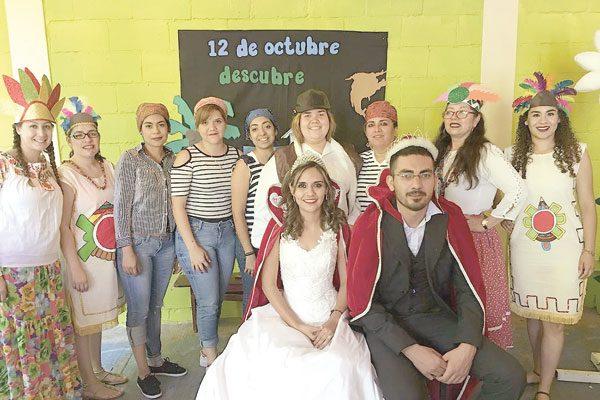 Participan en Diversos Eventos Pequeños del Jardín Rosaura Zapata