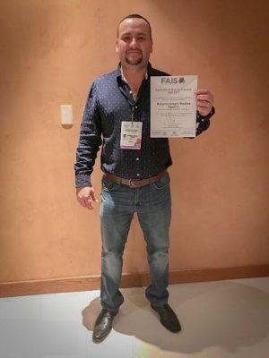 Recibe Arturo Medina reconocimiento por combatir la pobreza y rezago social en Balleza
