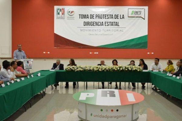 Cuando hay constancia y fe, los resultados se darán por añadidura: Lorena Martínez, líder nacional del MT del PRI
