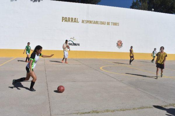 En marcha las acciones del  II Torneo Inter-barrios del Municipio