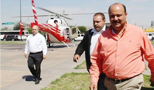Voló Duarte 85 veces con cargo al erario; gastó casi $2 millones