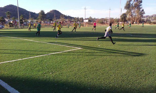 Chihuahua eliminado del nacional de futbol sub-20