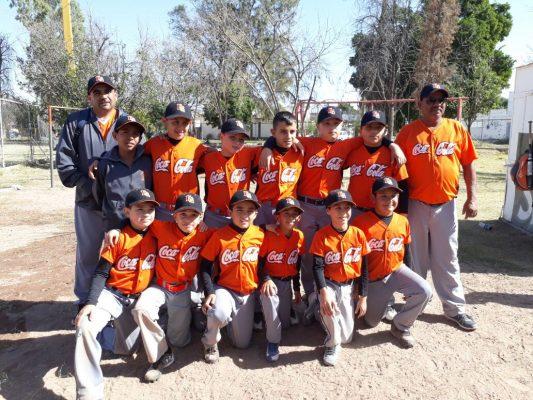 """Mimbres-Coca Cola, campeón invicto del nacional de beisbol """"Formando Estrellas"""""""