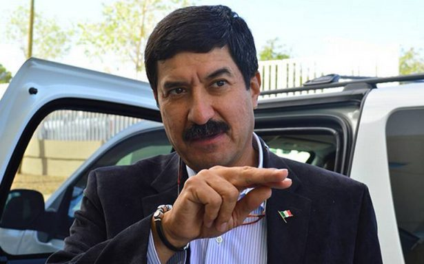 Duarte no puede evitar la prisión: Javier Corral