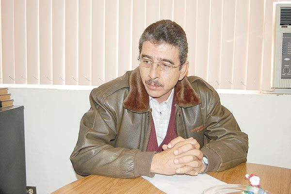 Luis Carlos Rivera, presidente de la Asamblea Municipal