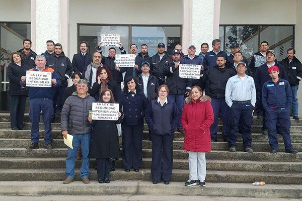 Sindicalizados de Telmex rechazan iniciativa de dividir la empresa