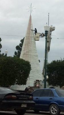 Cancela Presidencia de Jiménez festejos navideños por temporal
