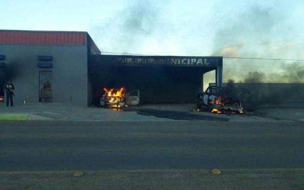 Reportan enfrentamiento en Bachíniva, Namiquipa y La Junt