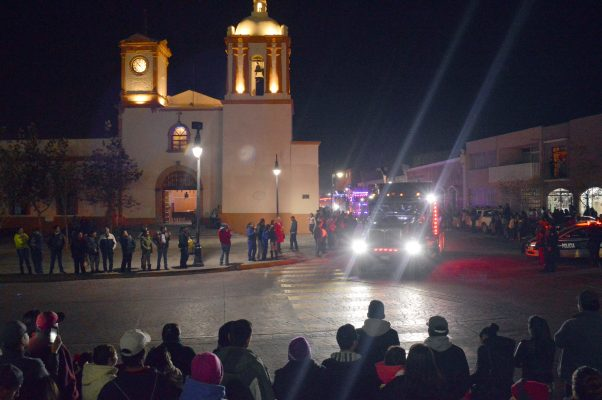 (Galeria) Peregrinar de los camioneros desbordó el fervor Guadalupano