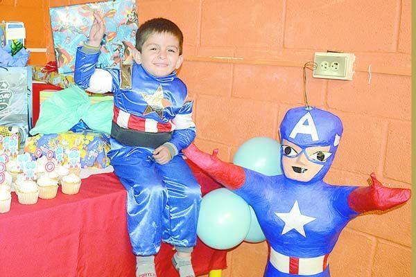 Divertida Fiesta Infantil Para Dylan Heredia Ramírez