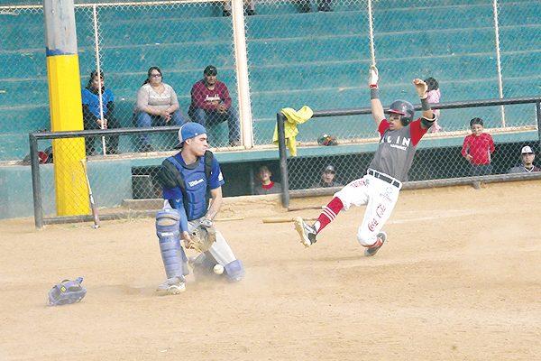 Finaliza la primera ronda eliminatoria del beisbol Invernal