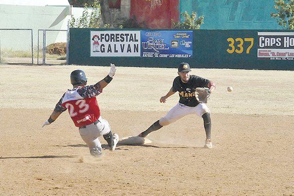 Lobos Grises de la UTP y Mane-Balleza van este jueves por su primer triunfo en la postemporada del beisbol Invernal