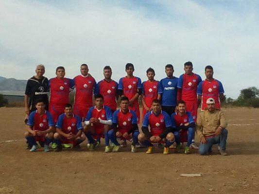 Goleó Haisha Construcciones, en segunda fuerza del futbol municipal