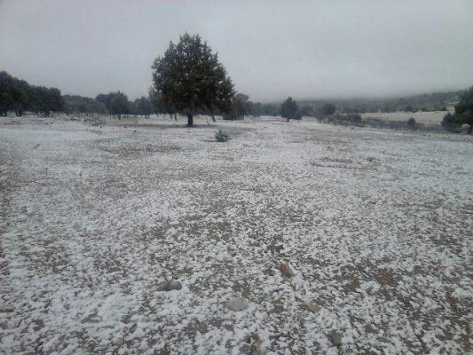 Reporta protección civil agua nieve y nieve en 13 municipios
