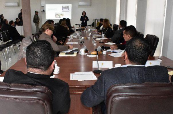 Presenta el CDM su agenda ciudadana ante cabildo