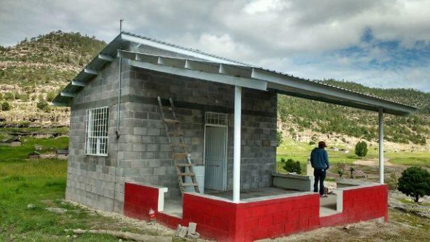 Más de 12 mil personas se benefician en Guachochi con la construcción de recientes centros de salud