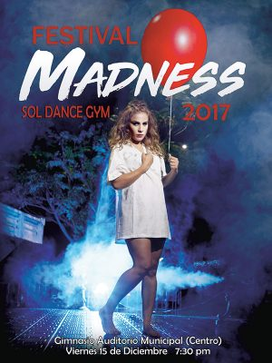 Invitan al Festival Madness de Sol Dance Gym