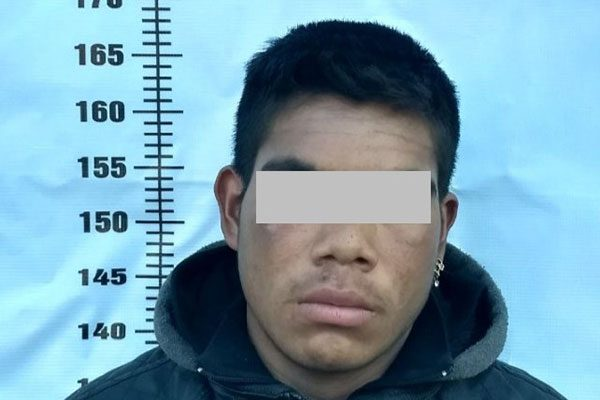 Adolescente señalado de presunto asesinato