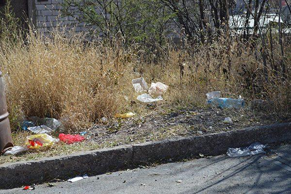 Lotes baldíos, un peligro en caso de incendio: Ciudadanos