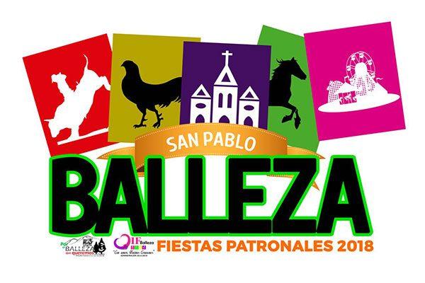 Extenderán las Fiestas Patronales 2018 de San Pablo, Balleza
