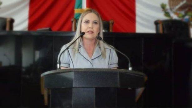 Solicita la diputada Imelda Beltran licencia para separarse de su cargo y buscar la alcaldía de Balleza